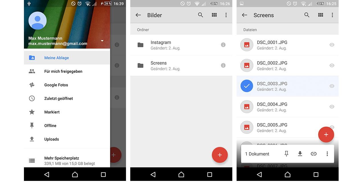 Google Drive Ordner Offline Verfügbar Machen Android